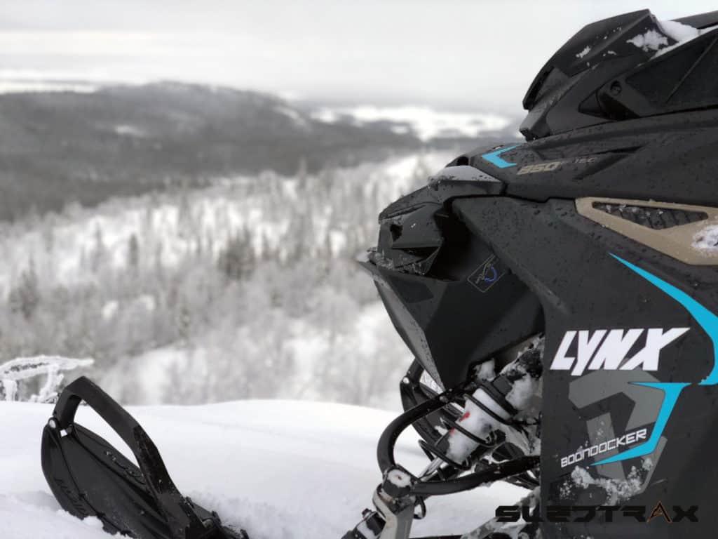 Lynx Boondocker DS 3900 850 E-TEC - Nykomlingen som kunde